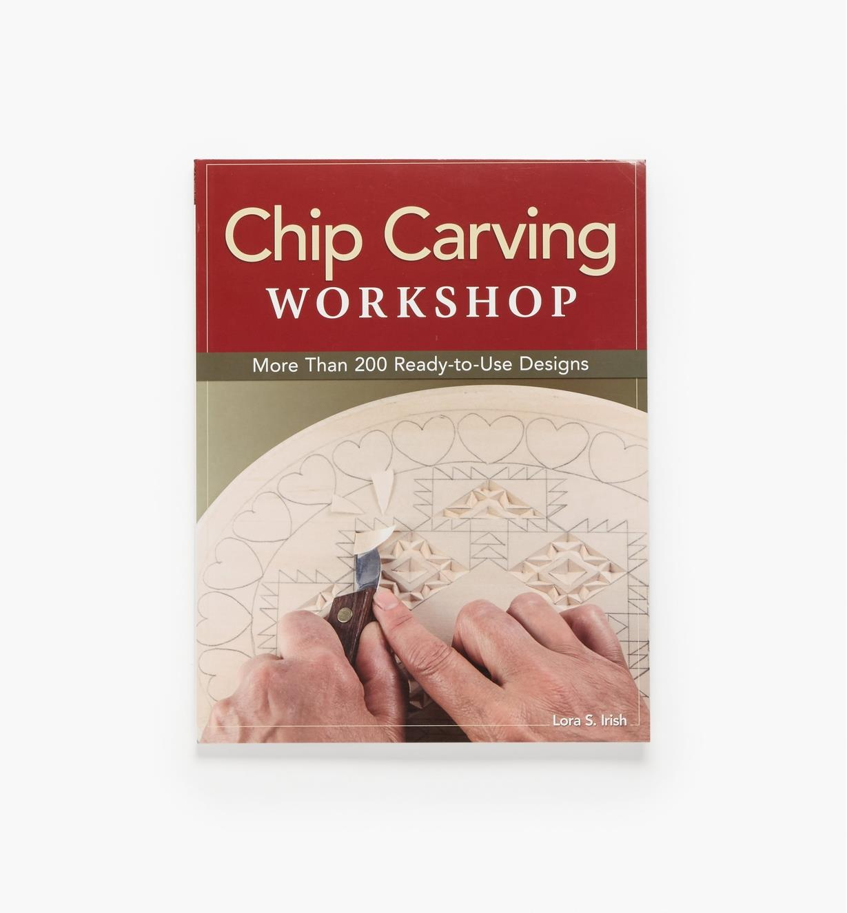 49L5096 - Chip Carving Workshop