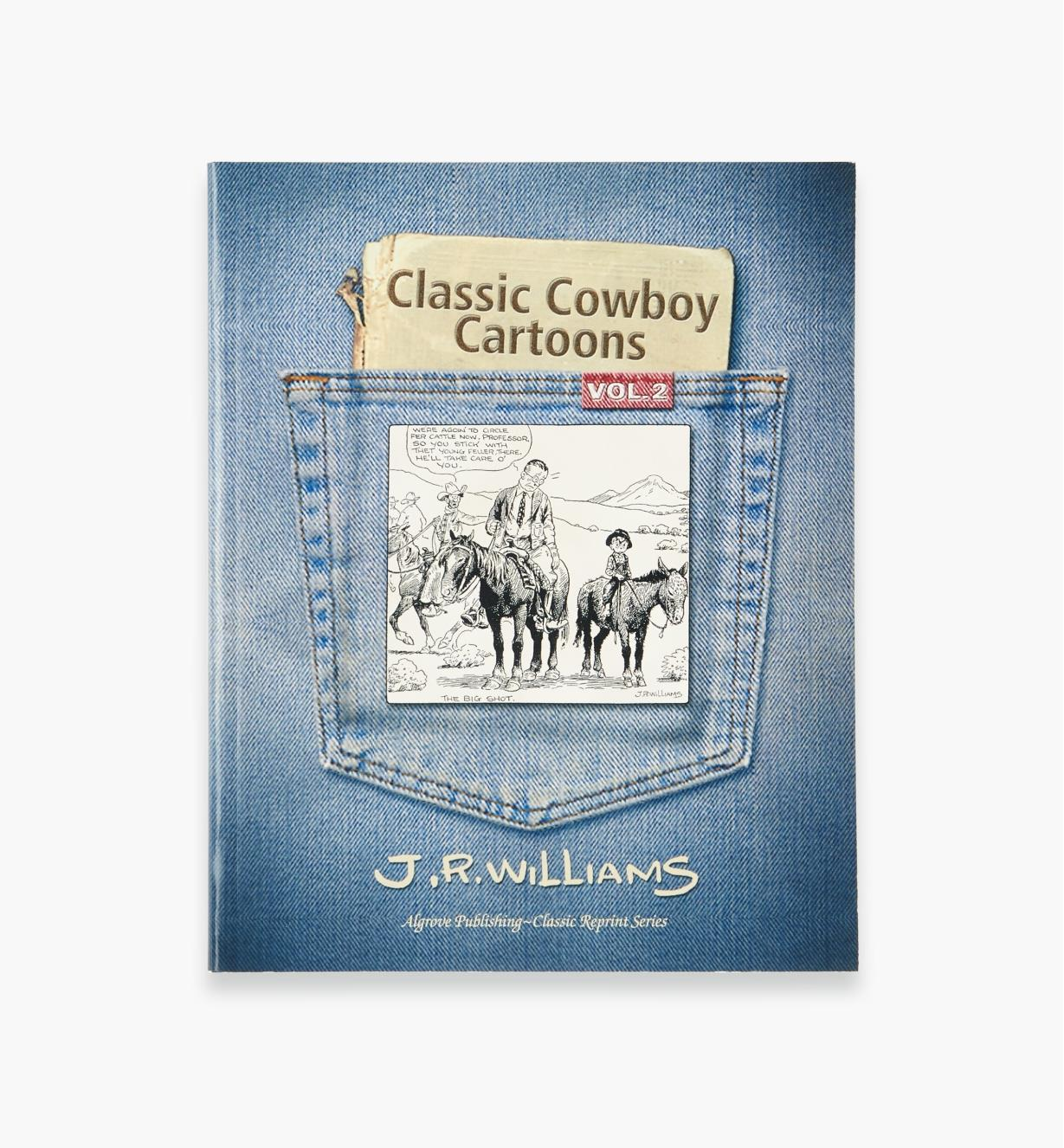 49L8109 - Classic Cowboy Cartoons, Vol. 2
