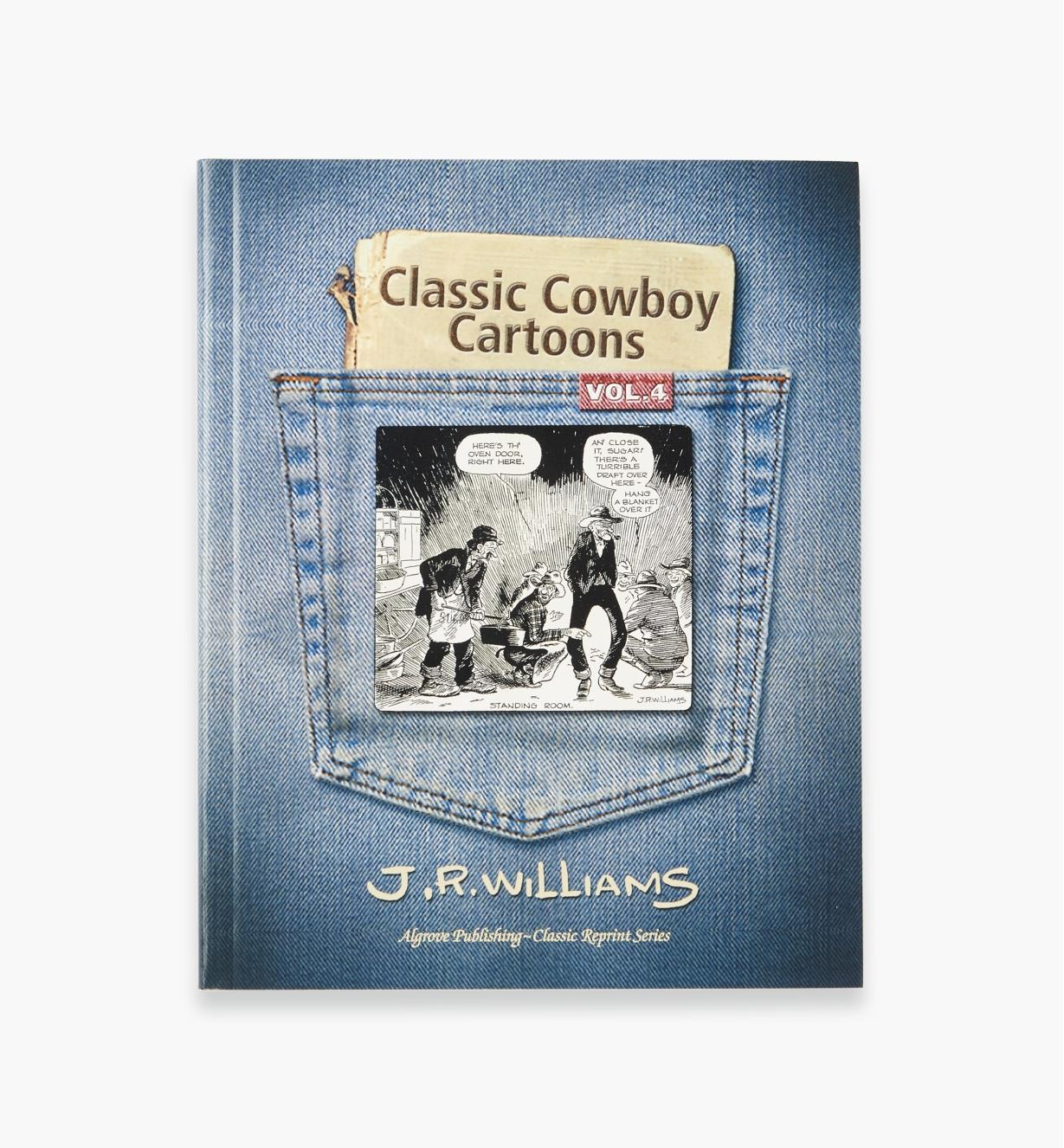 49L8119 - Classic Cowboy Cartoons, Vol. 4
