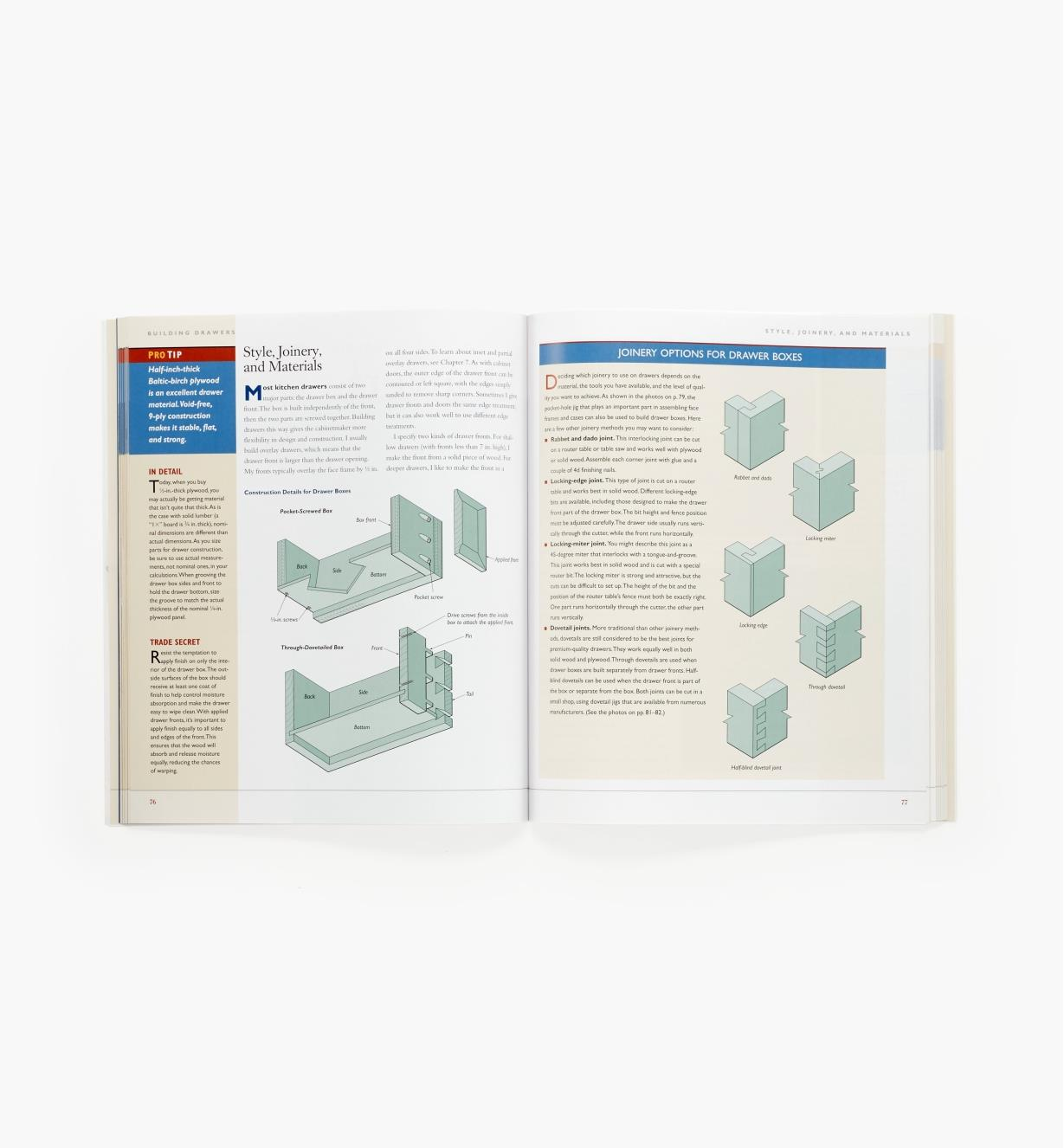 73L0457 - Building Kitchen Cabinets