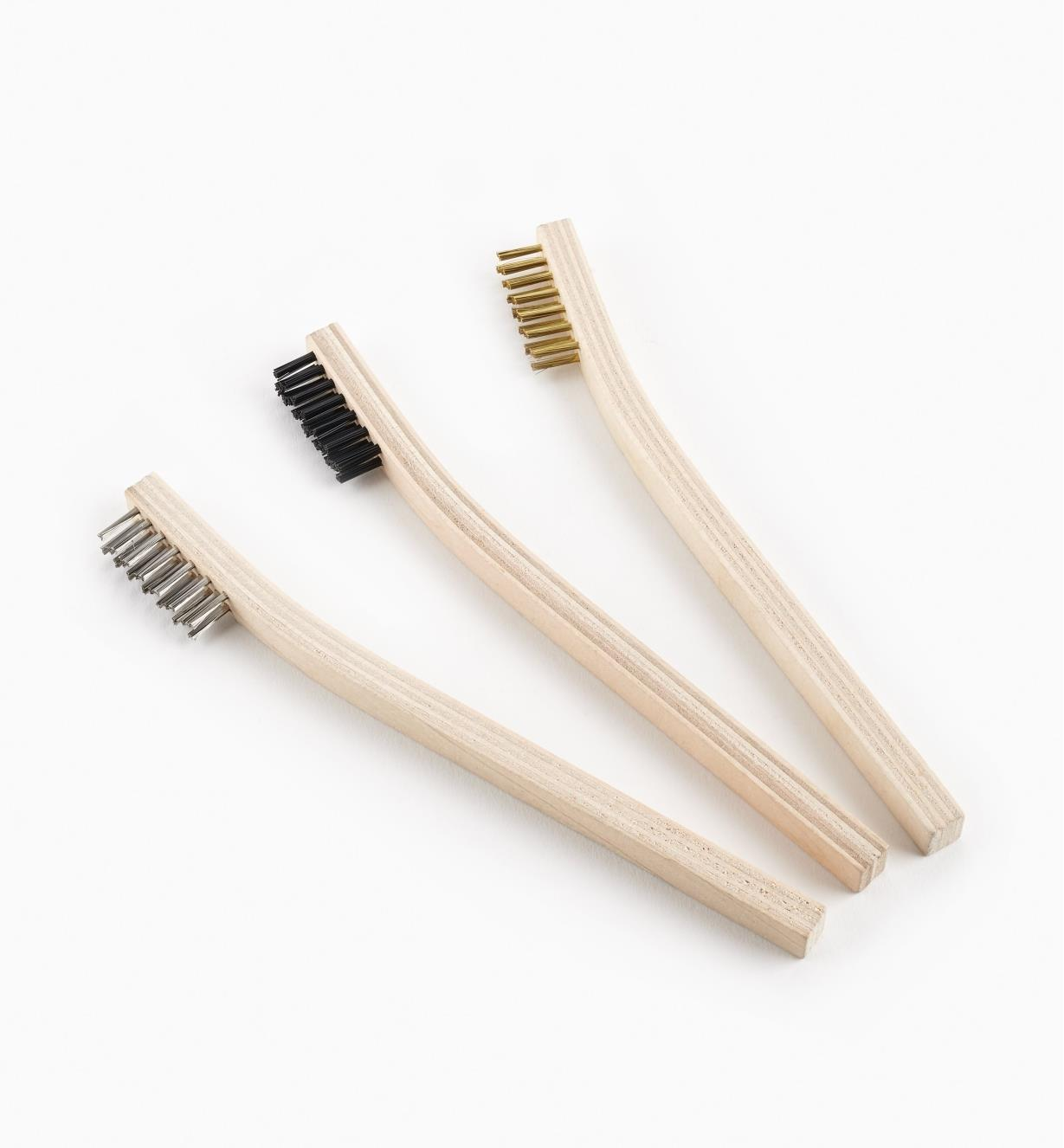 83K0911 - Set of 3 Brushes
