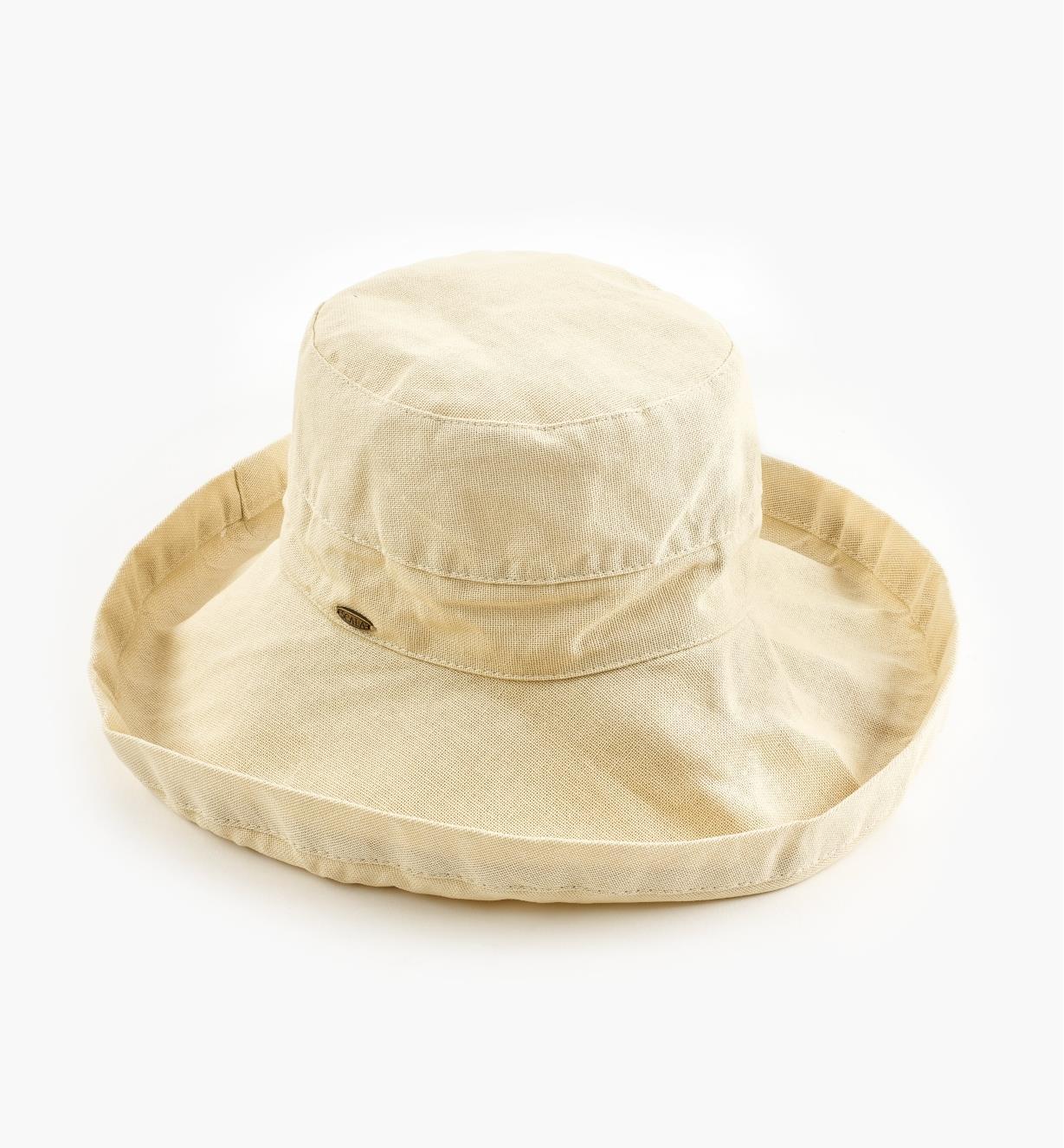 HL416 - Chapeau de soleil classique, beige