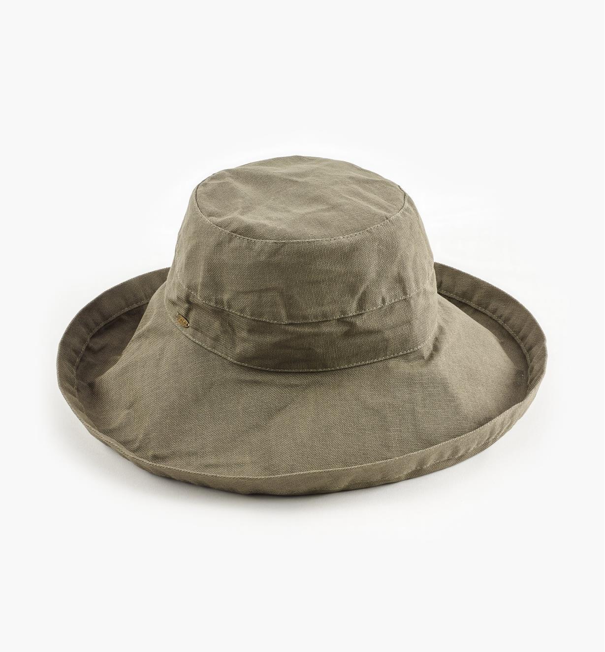 HL418 - Chapeau de soleil classique, olive
