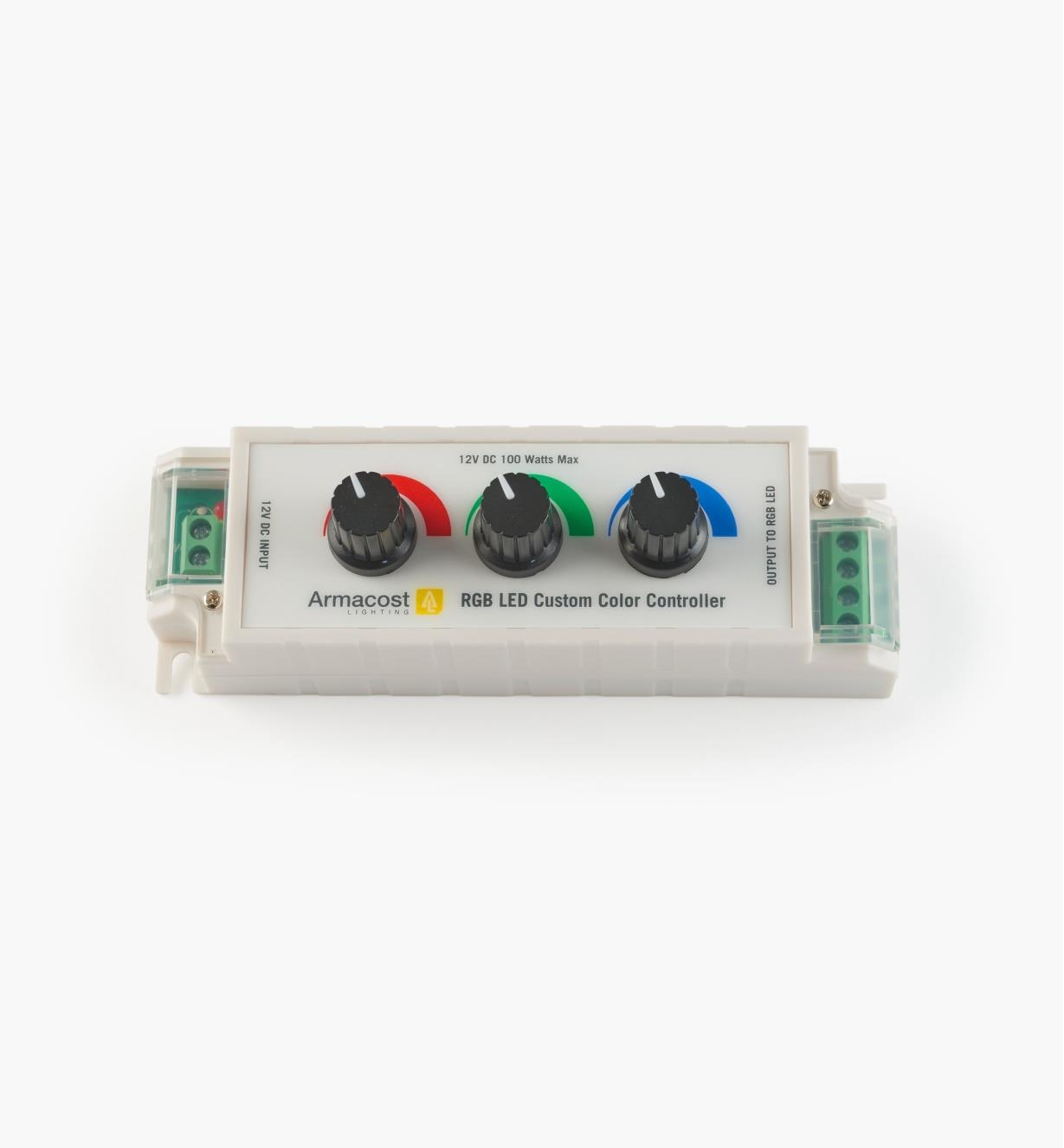 00U4196 - Custom Color RGB LED Controller/Light Mixer