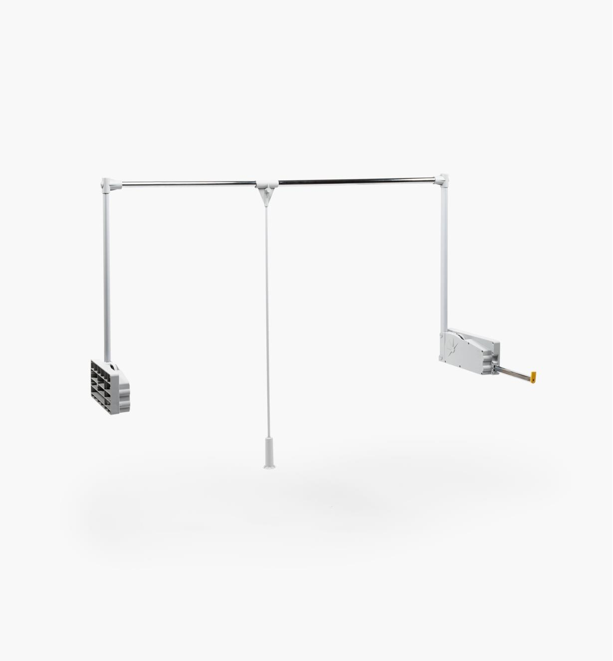 12K1810 - Tringle escamotable, 22lb (10kg) de charge maximale