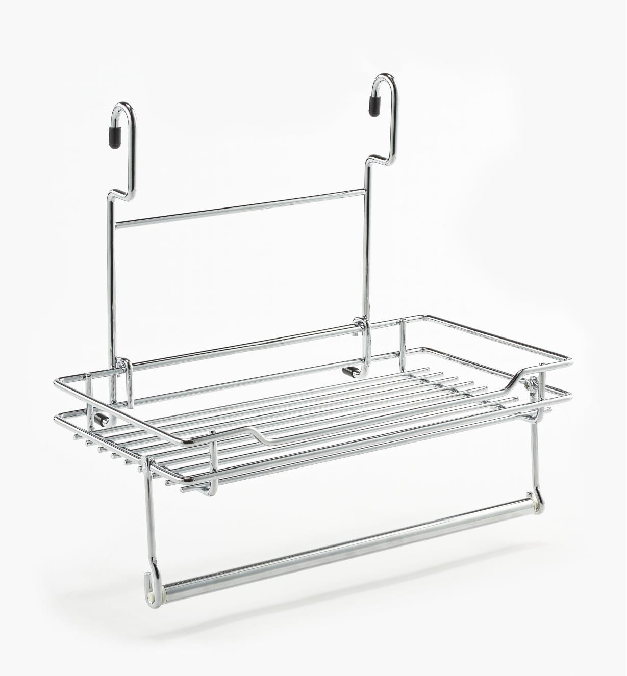 12K3438 - Shelf & Towel Rack
