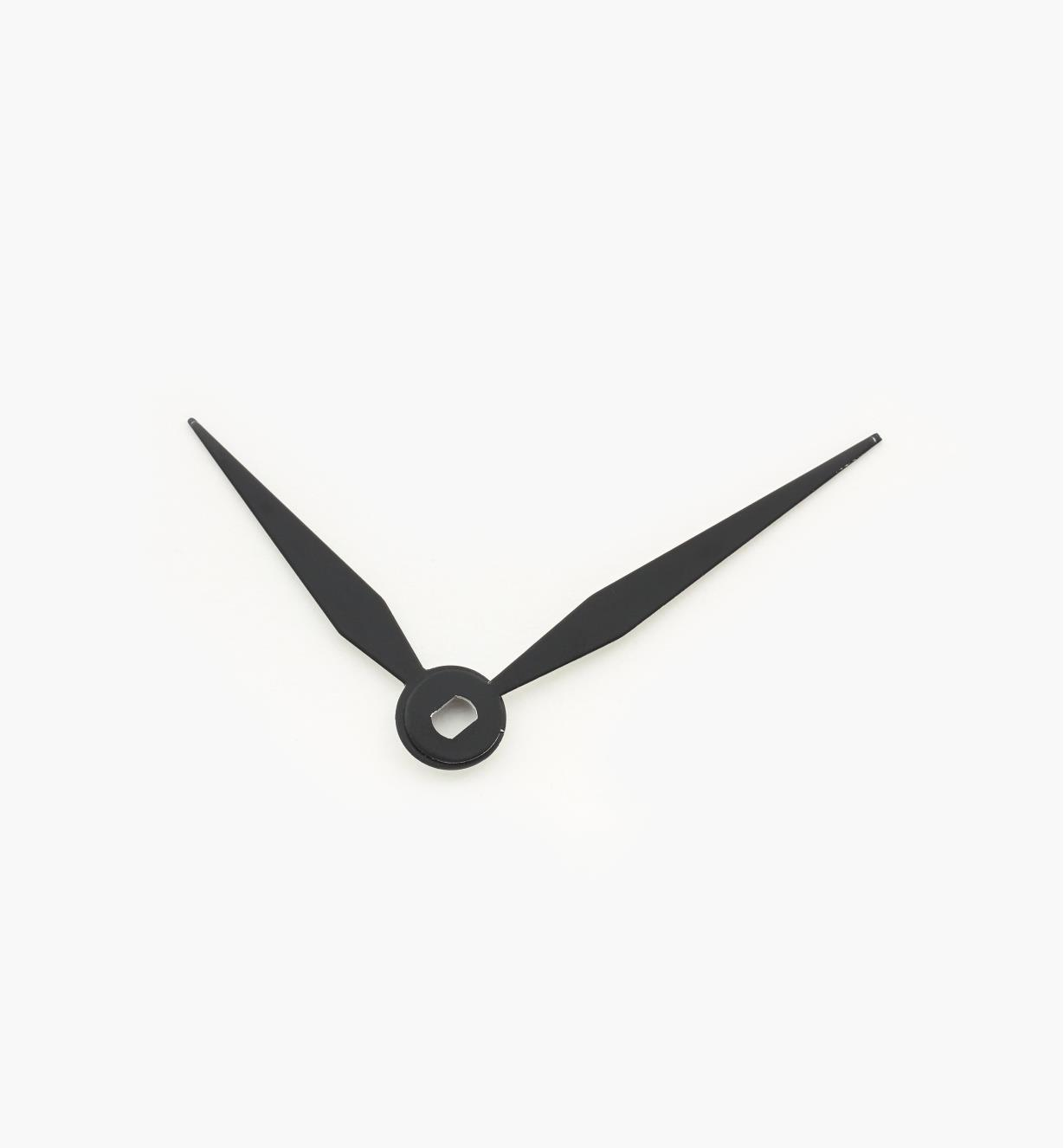 "46K0327 - 1 7/8"" Black CLock hands"