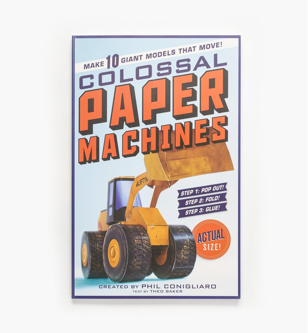 49L0910 - Colossal Paper Machines