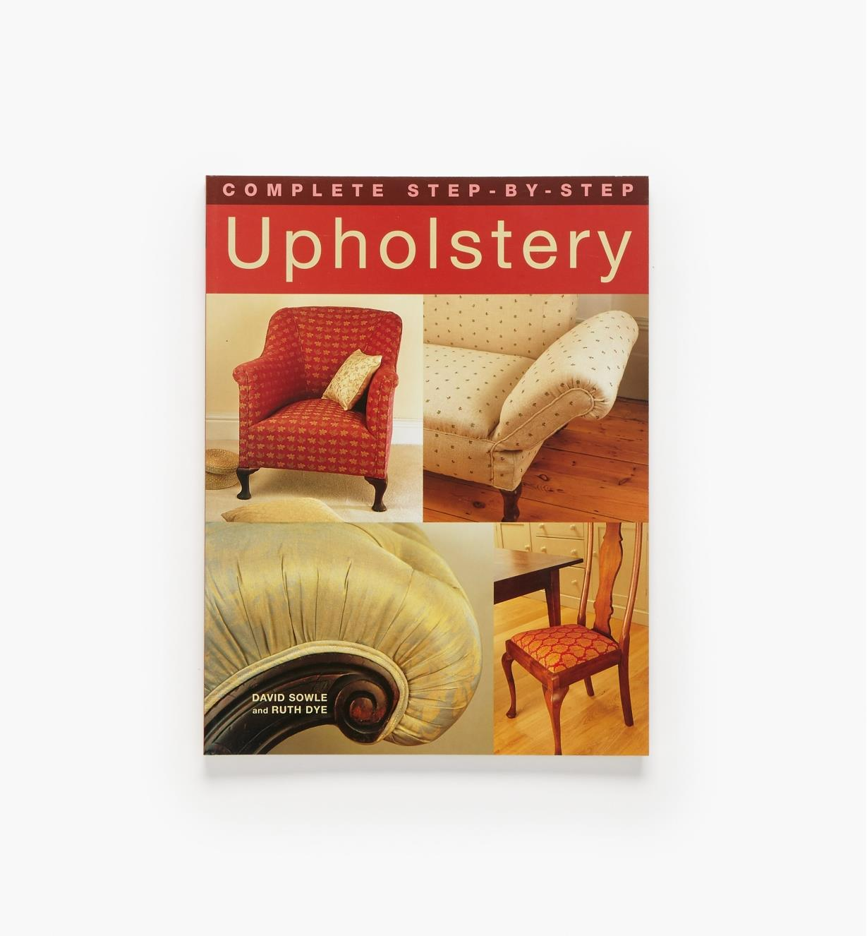 49L5100 - Complete Step-by-Step Upholstery