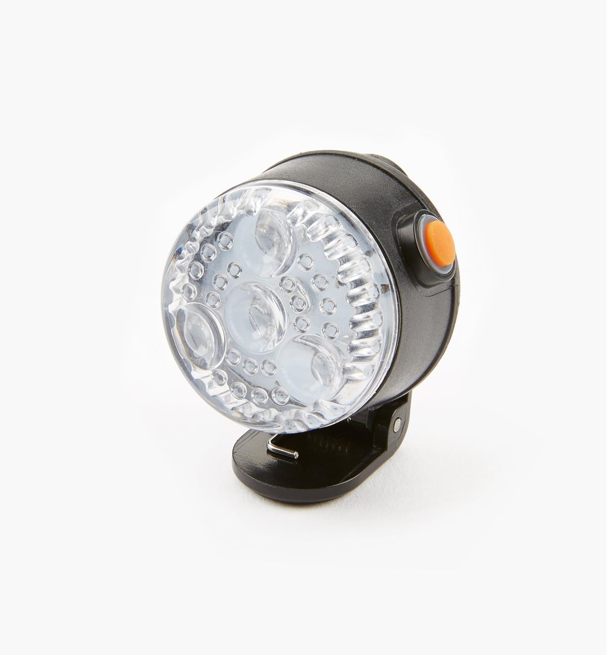 68K0905 - LED Clip Light, Clear