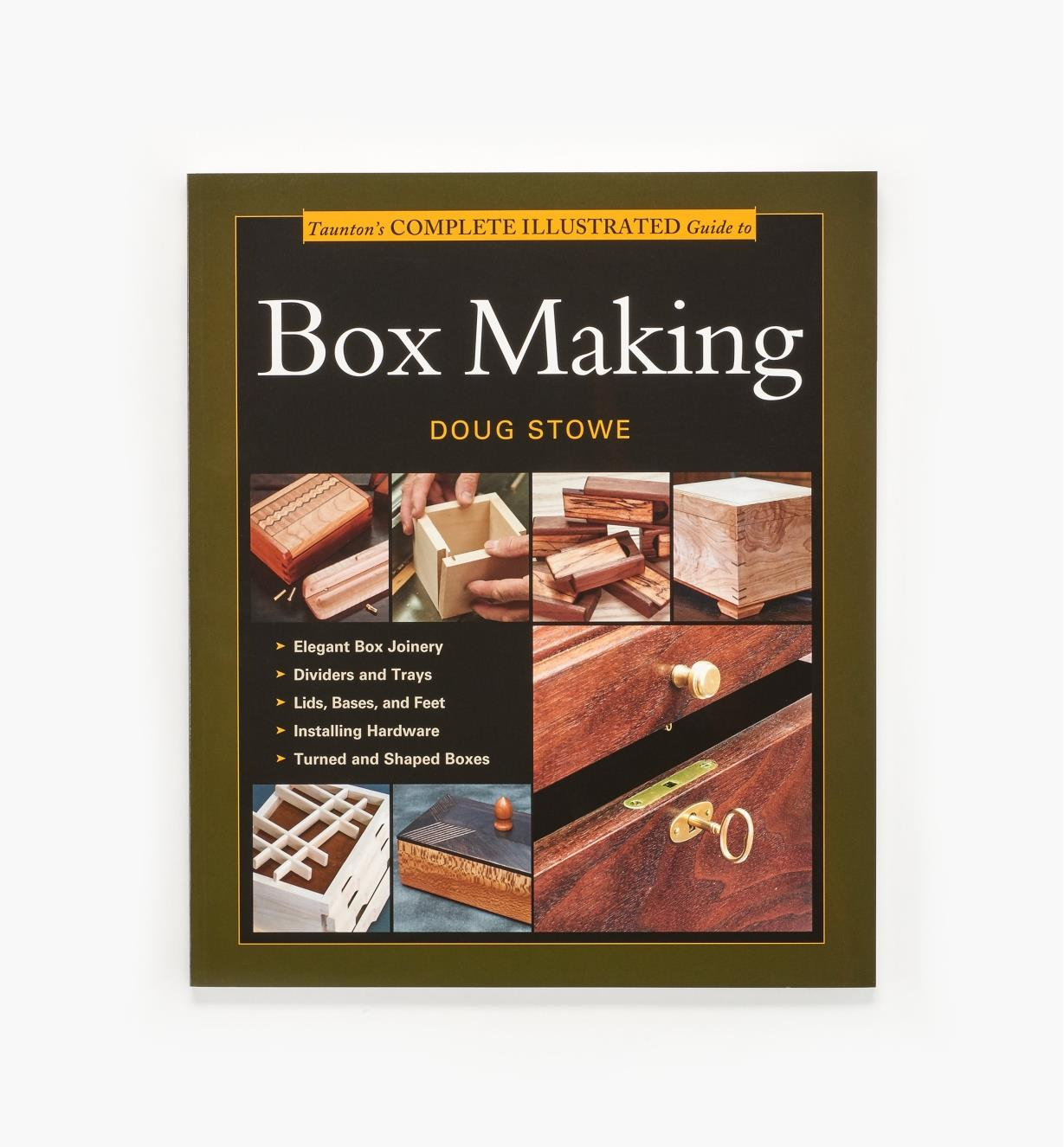 73L0257 - Complete Illustrated Guide to Box Making