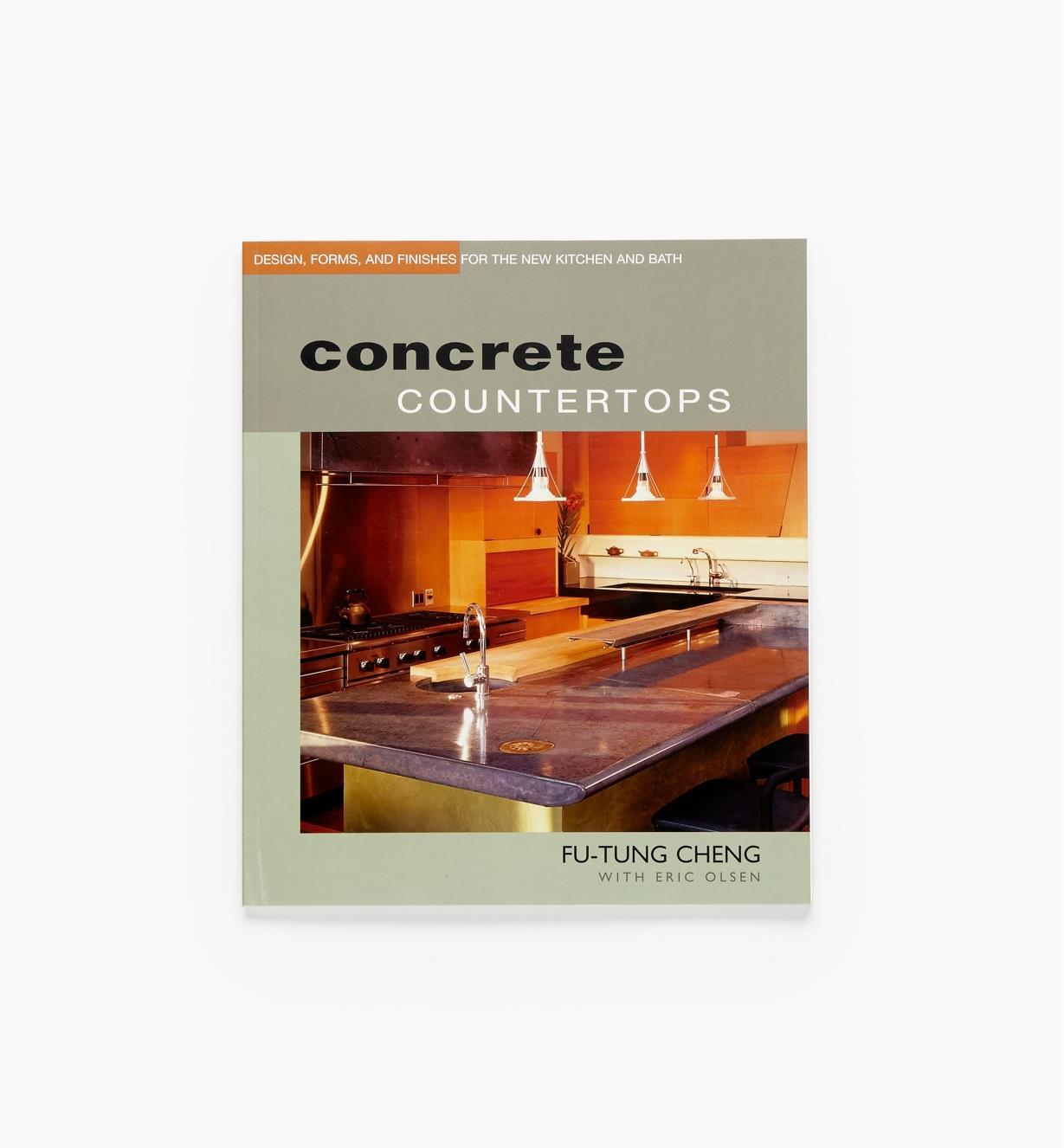 73L0258 - Concrete Countertops