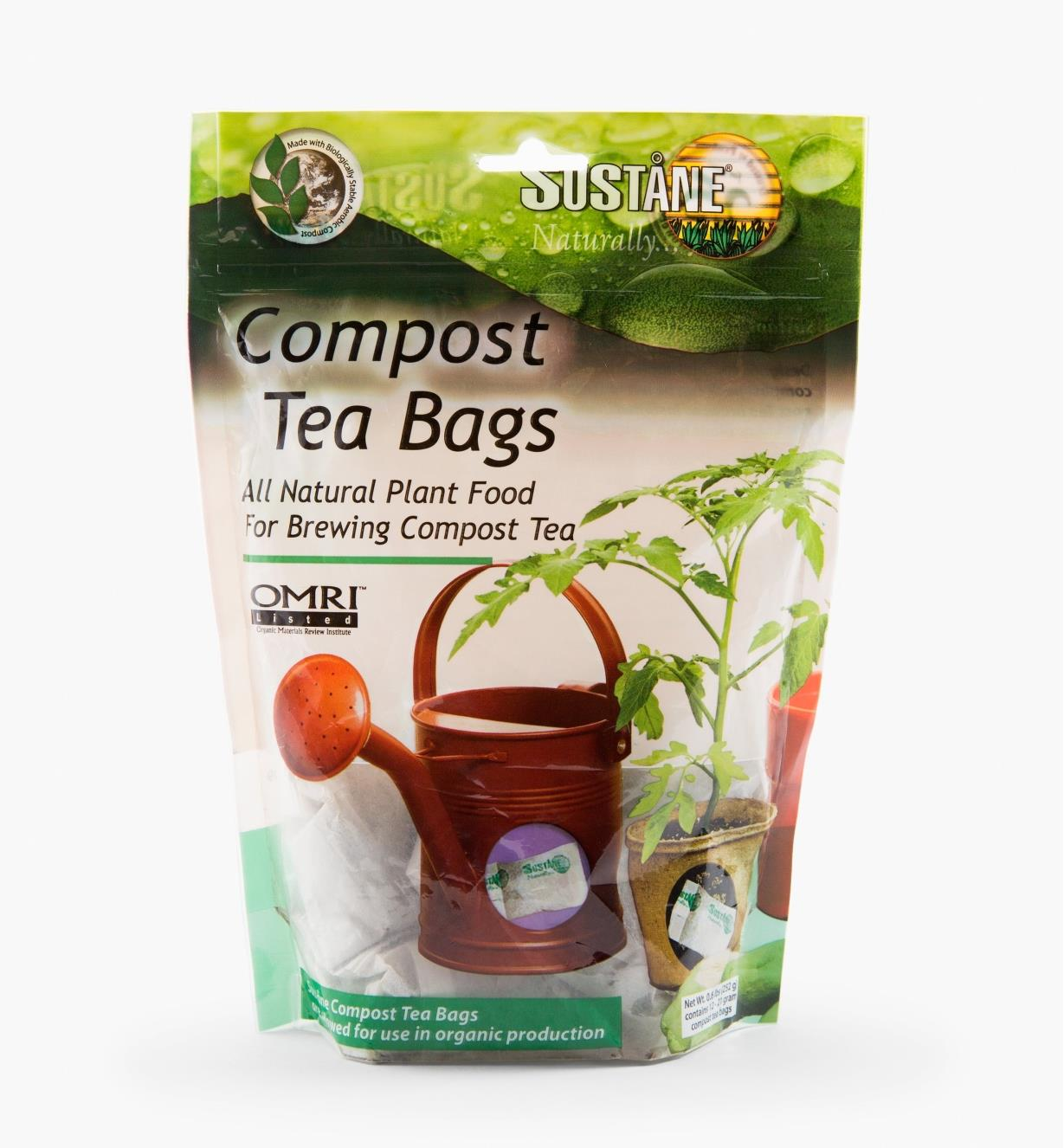 HK706 - Compost Tea Bags, pkg. of 12