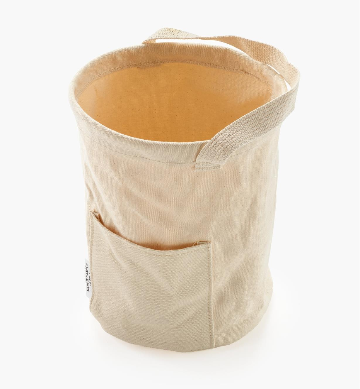 PA745 - Collapsible Canvas Bucket