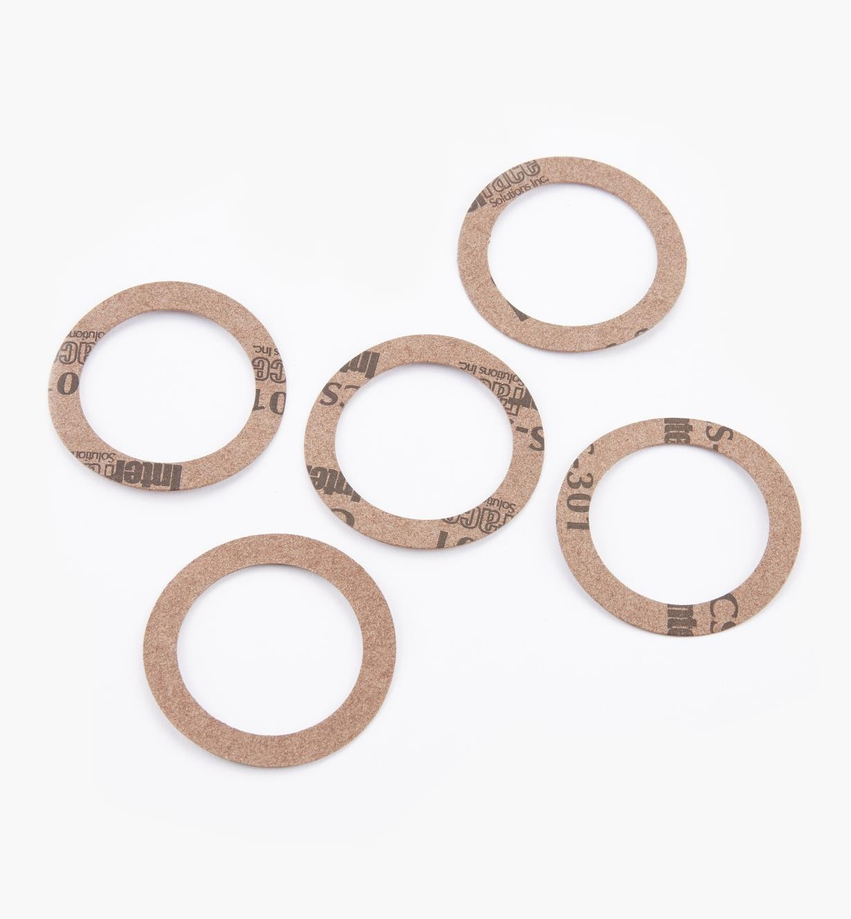 03K0303 - Jar Gasket, pkg. of 5