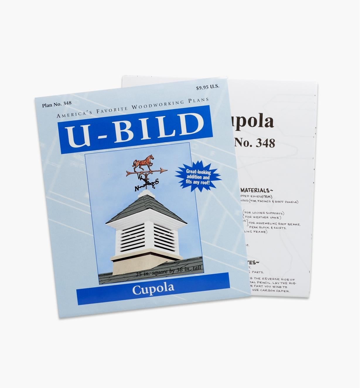 11L0262 - Cupola Plan