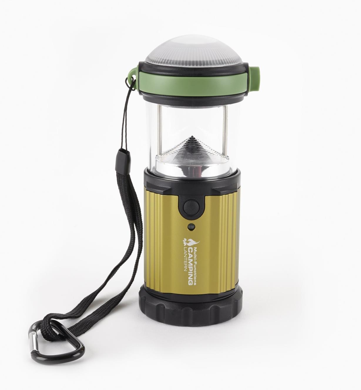 45K1858 - Lanterne de camping à DEL Cree