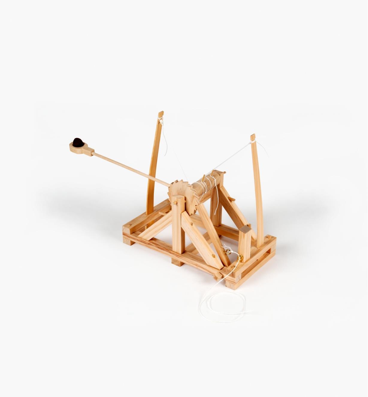 45K4017 - Catapulte Léonard de Vinci