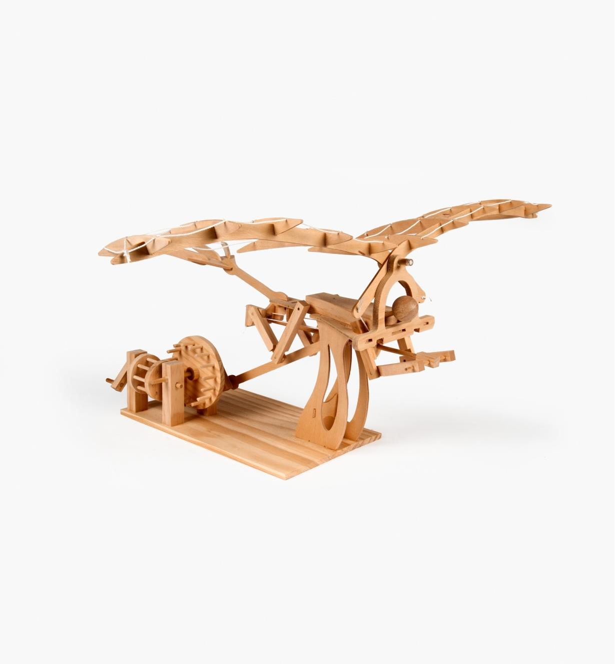 45K4019 - Ornithoptère Léonard de Vinci