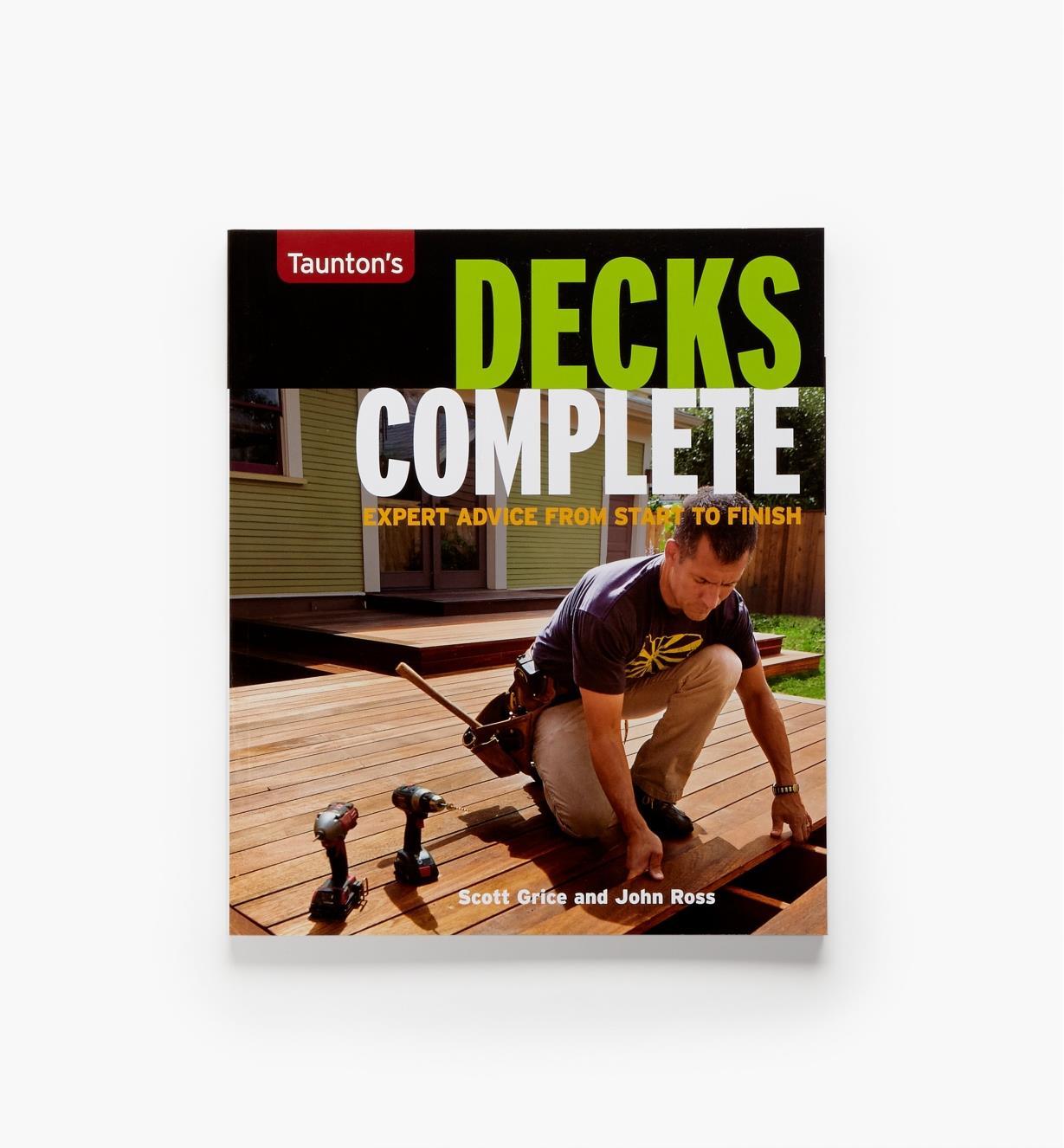 73L0292 - Decks Complete