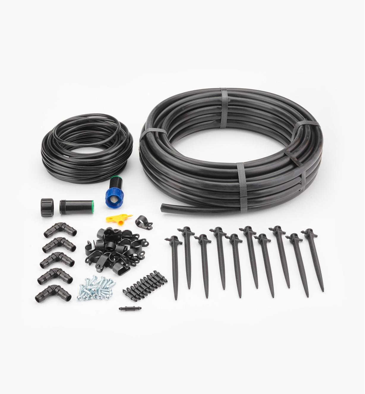 XC607 - Deck Garden Watering Kit