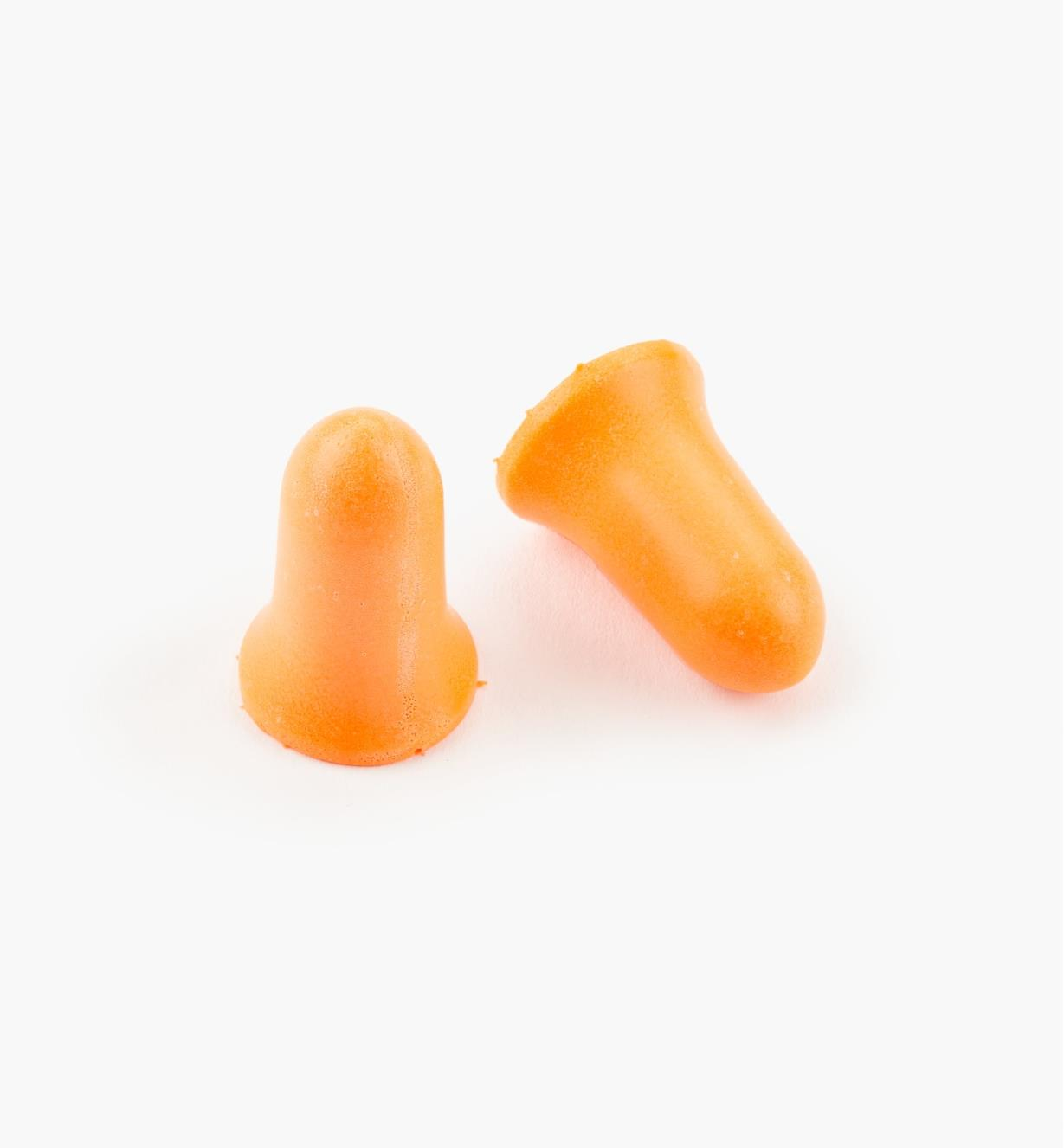22R7255 - Foam Ear Plugs , pkg. 10 pairs