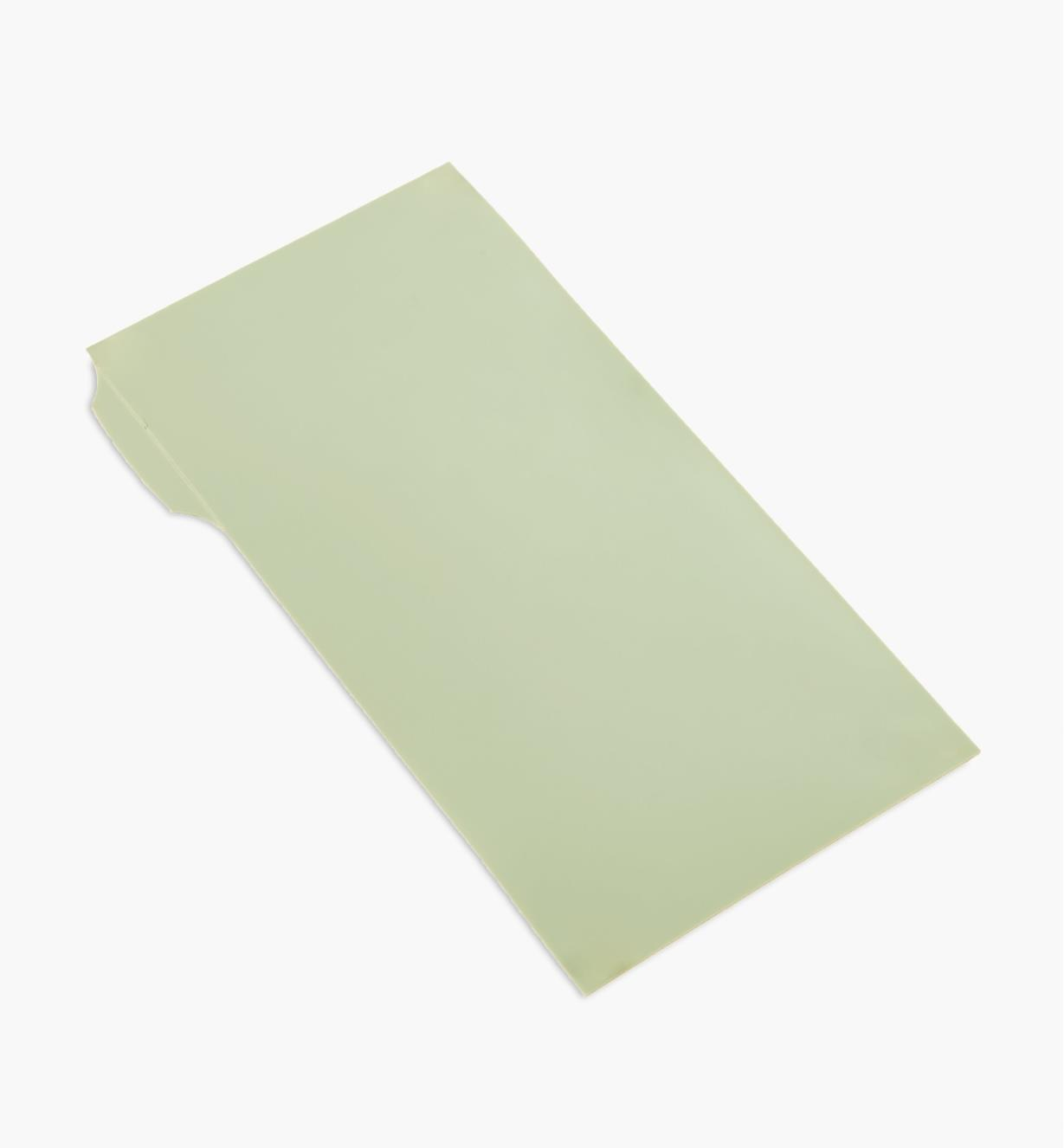 "54K9601 - 0.1µ PSA Diamond Film, 3"" x 6"" (green)"