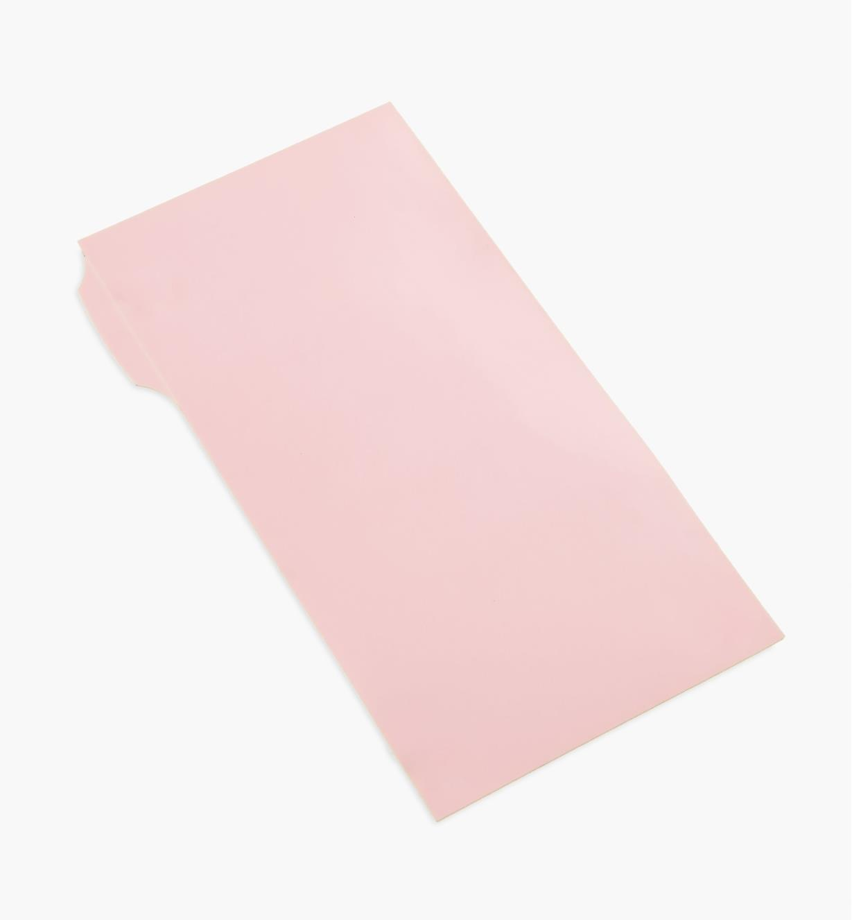 "54K9605 - 3µ PSA Diamond Film, 3"" x 6"" (pink)"