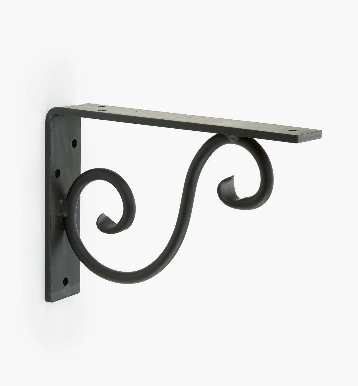 "01X0310 - 5"" × 7"" Small Scroll Bracket, each"