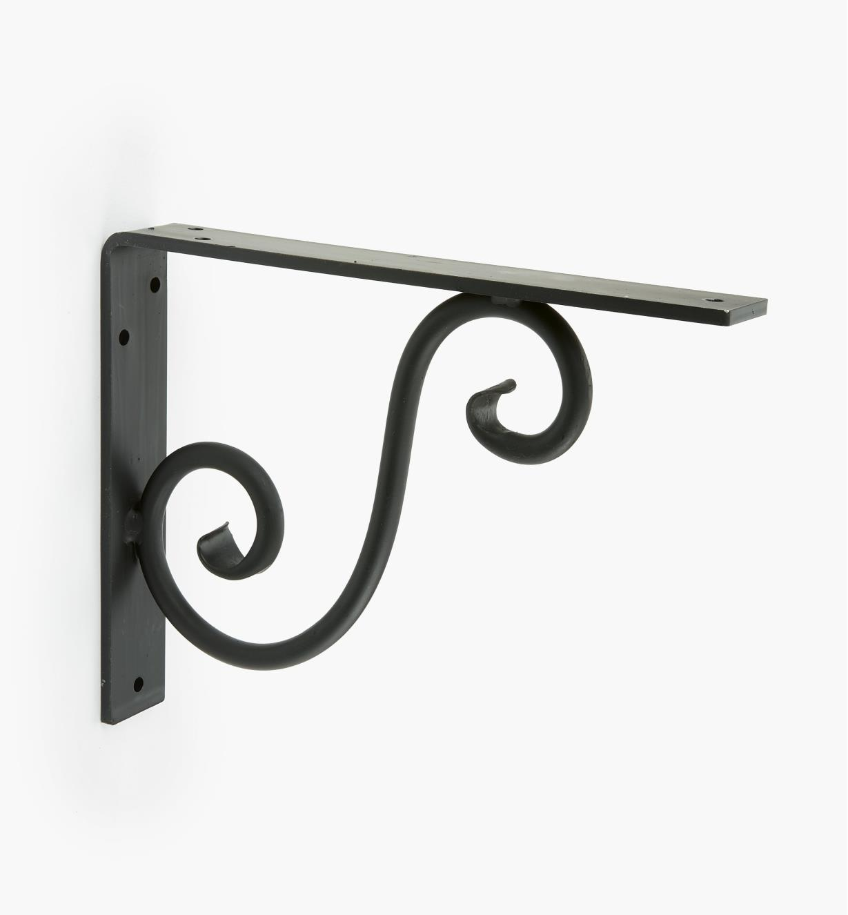 "01X0315 - 7"" × 9"" Large Scroll Bracket, each"