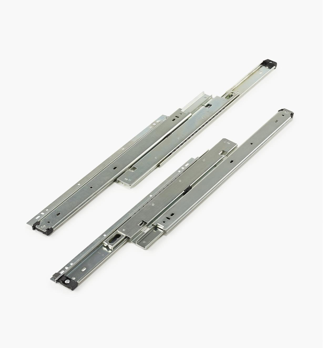 "02K3418 - 18"" Double-Tiered Slides, pair"
