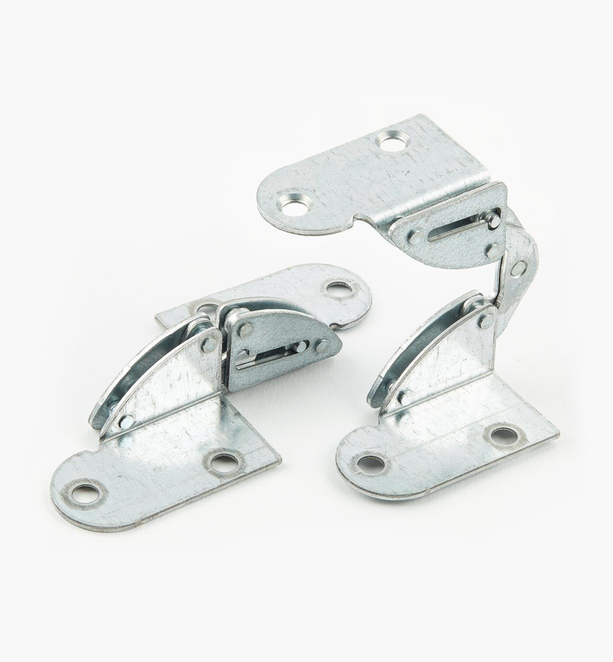 17K1550 - Folding Leaf Hinges, 18mm