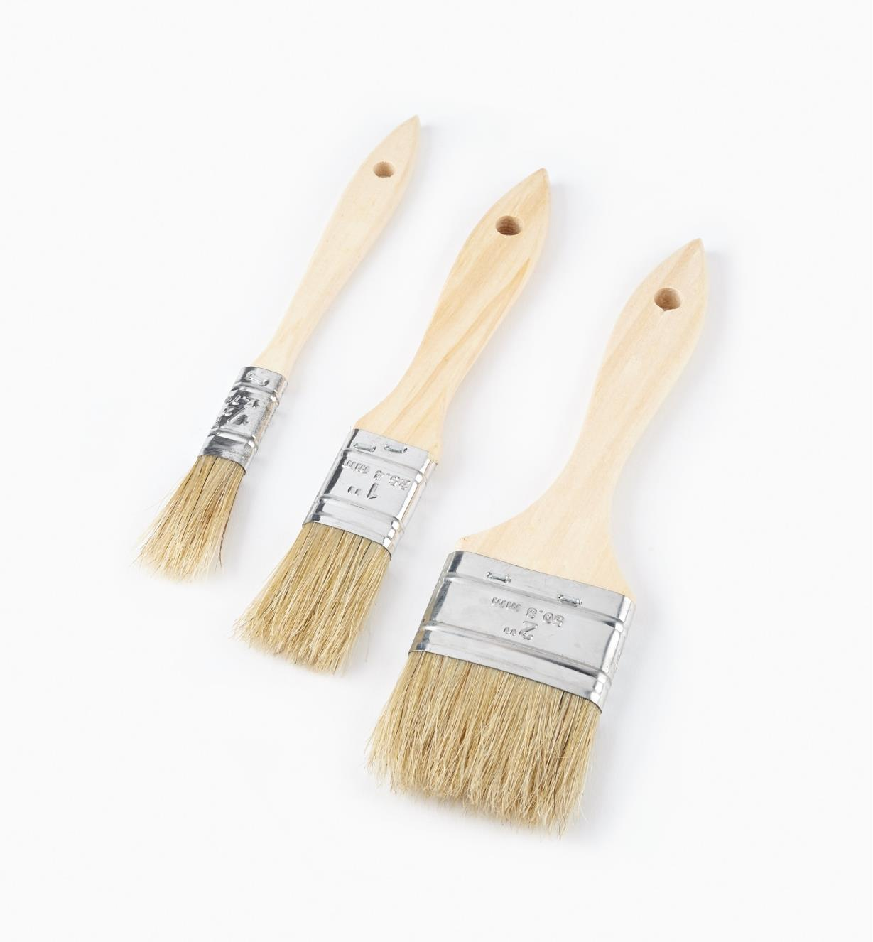 56z9930 - Set of 30 Bristle Brushes