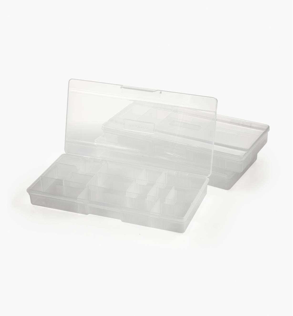 99W0282 - Rect. Divider Boxes, set of 3