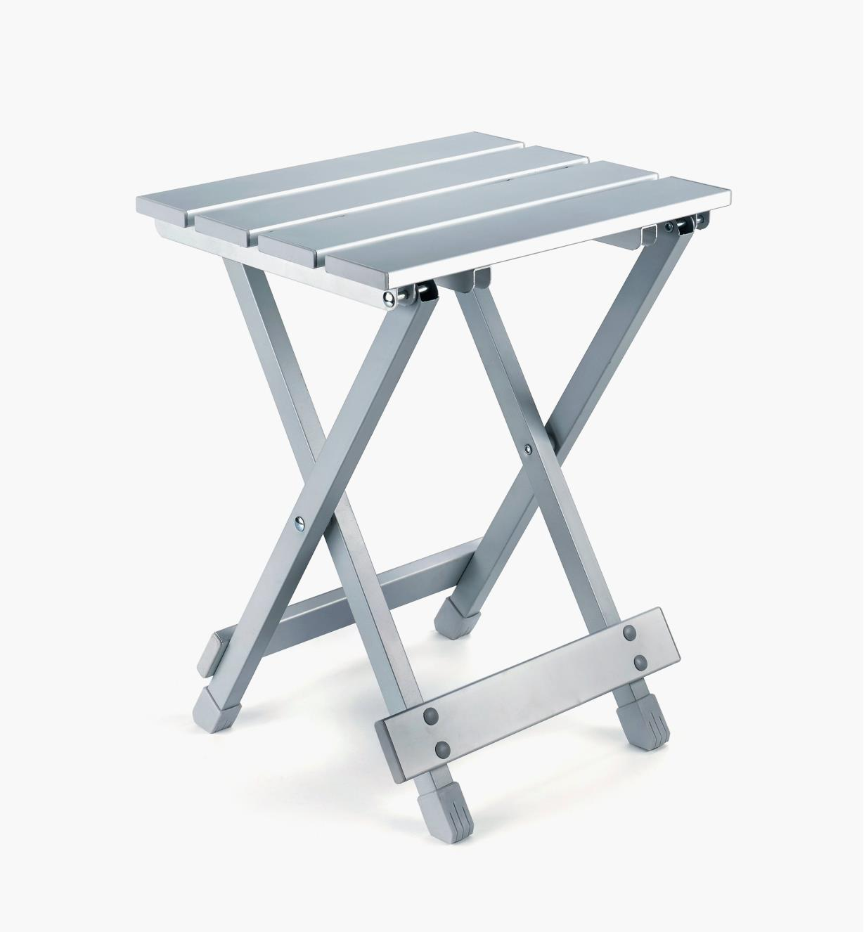 XJ267 - Folding Aluminum Side Table