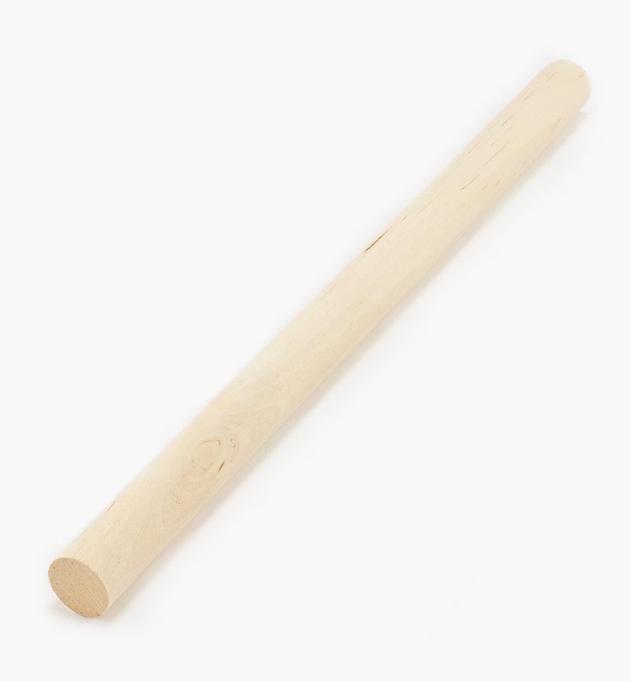 """41K3006 - Hardwood Rod 3/4"""" x 1'"""