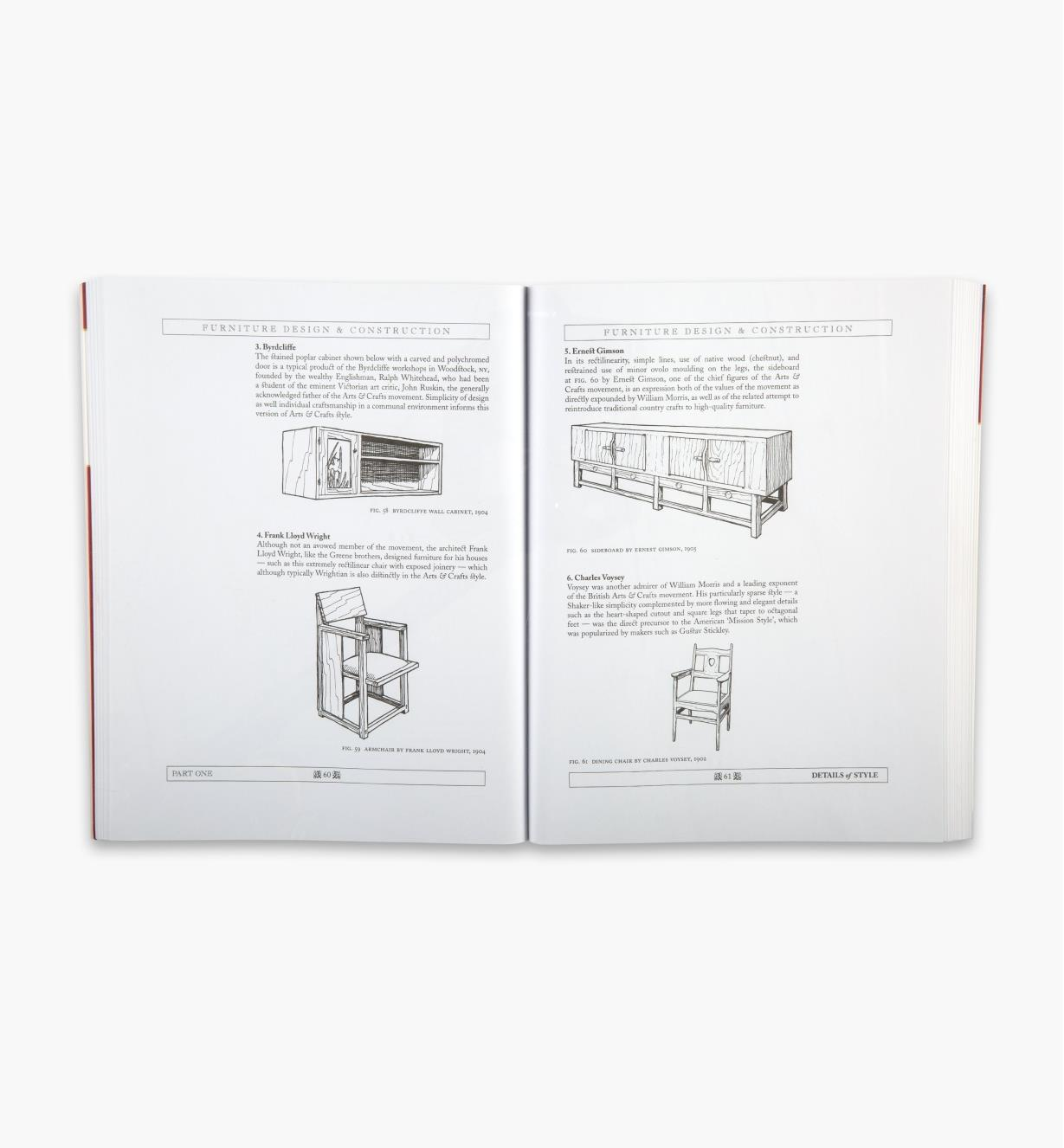 49L2731 - Furniture Design & Construction