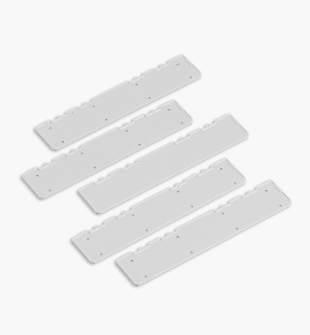 68K4421 - Medium Drawer Dividers, pkg. of 5