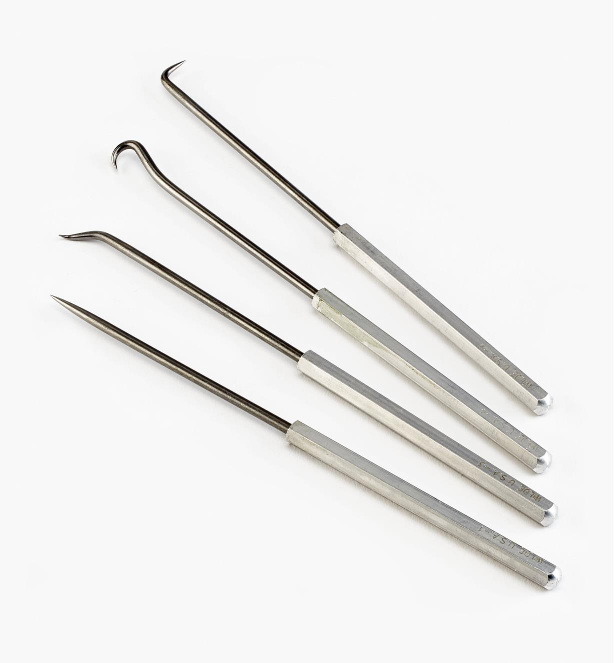 86K9510 - Hook & Pick Set, 4-piece