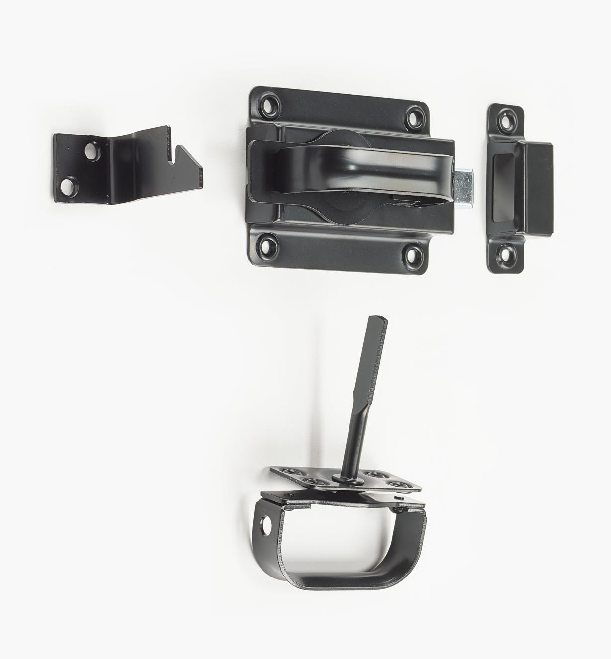 01S1020 - Gate Turn Handle Latch