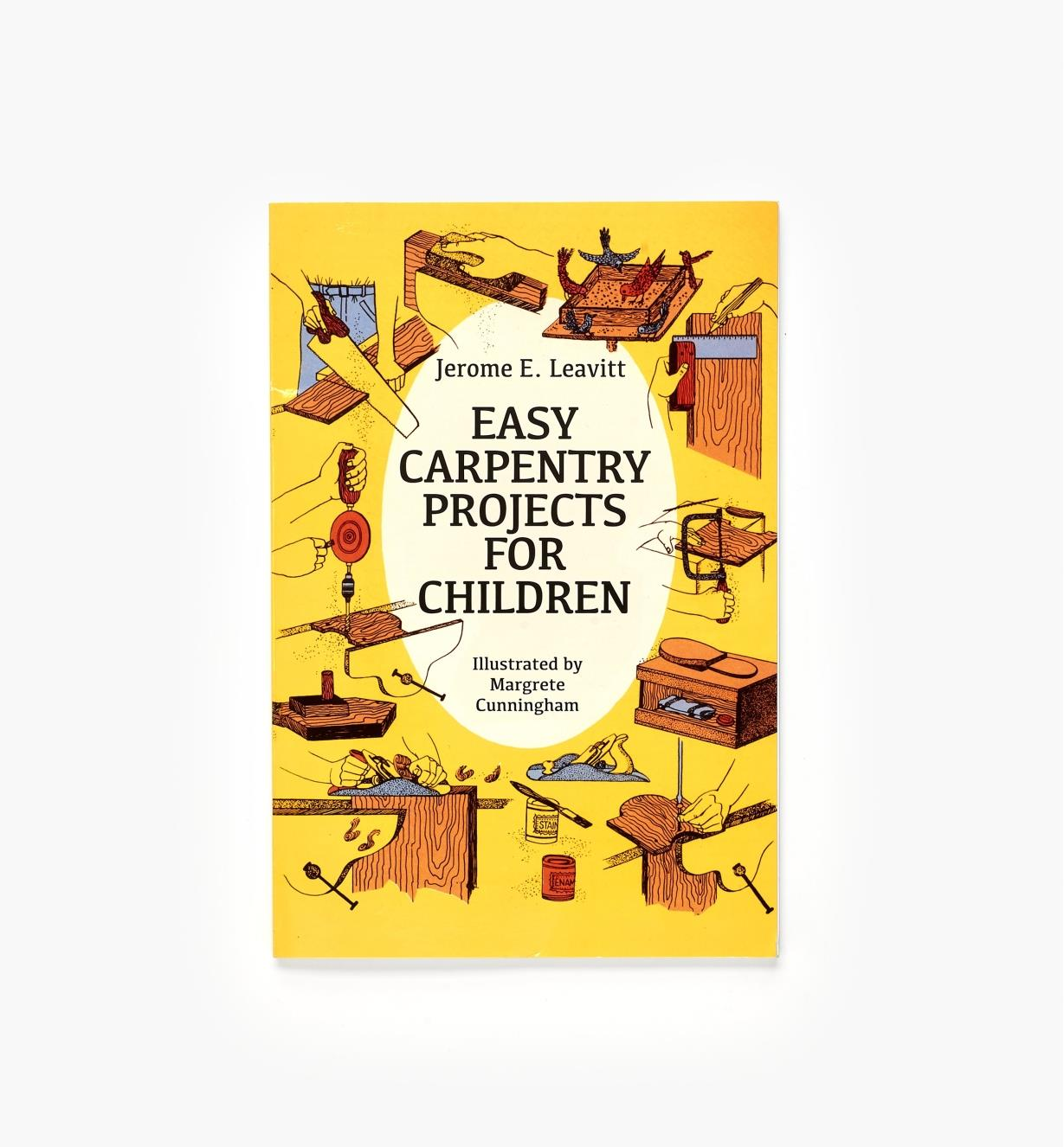 21L1021 - Easy Carpentry Projects for Children