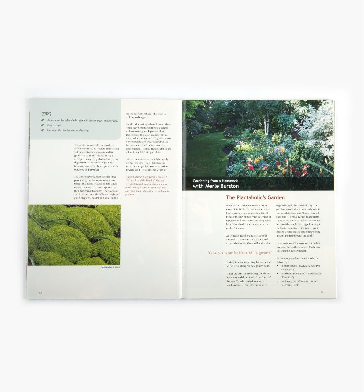 LA542 - Gardening from a Hammock