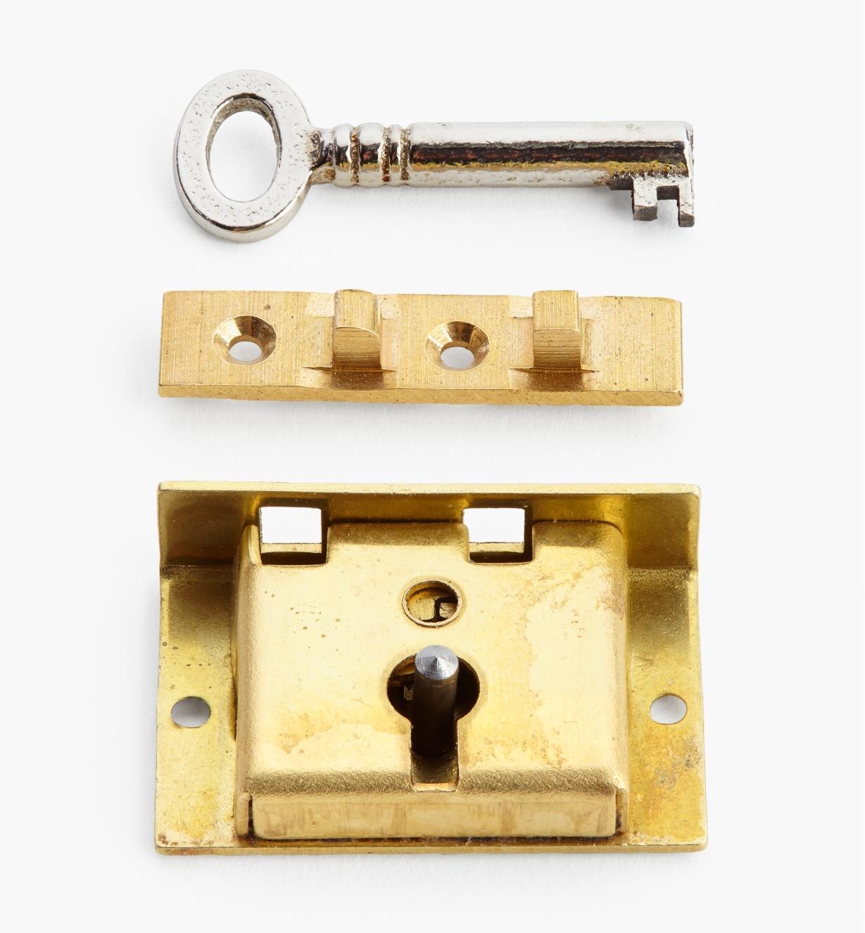 "00P2315 - 1 1/2"" Box Lock"