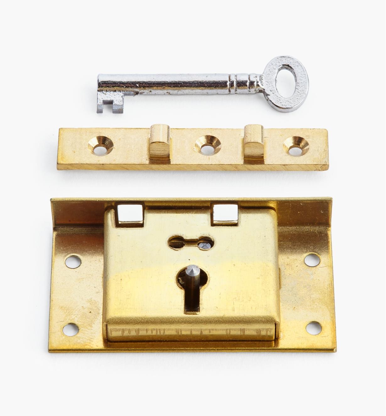 "00P2325 - 2 1/2"" Box Lock"
