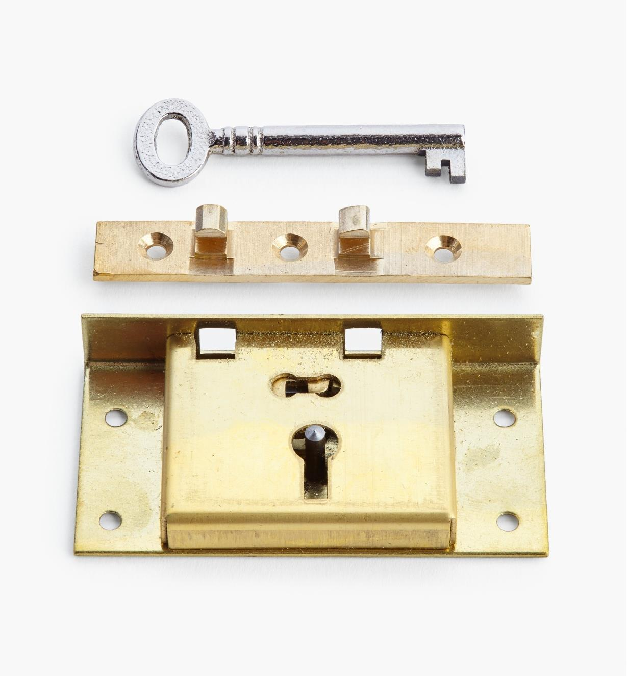 "00P2330 - 3"" Box Lock"