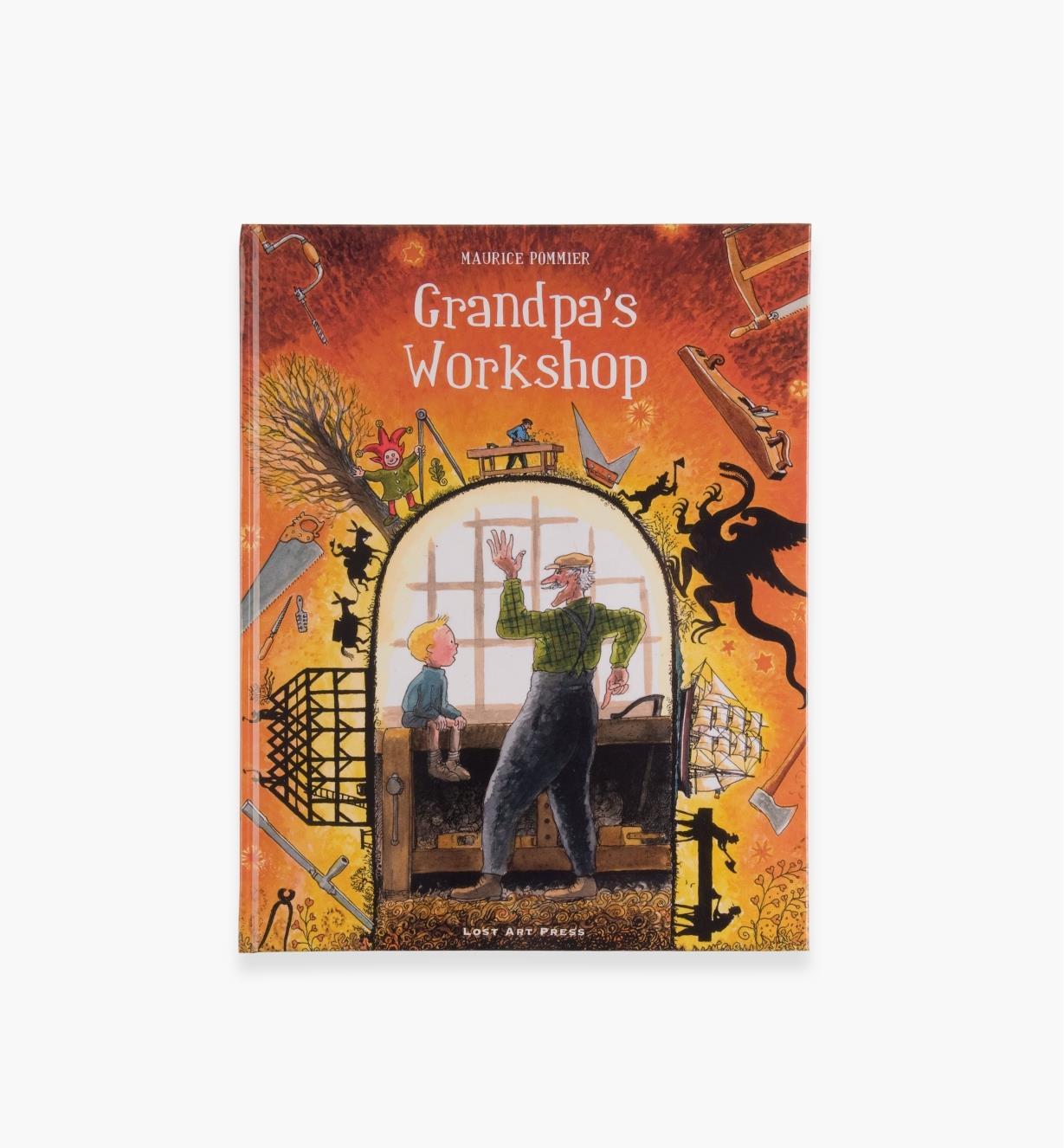 20L0321 - Grandpa's Workshop