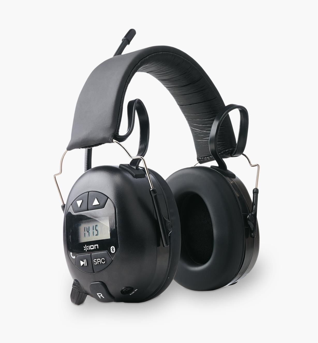 22R1281 - Electronic Hearing Protectors with Bluetooth & AM/FM Radio