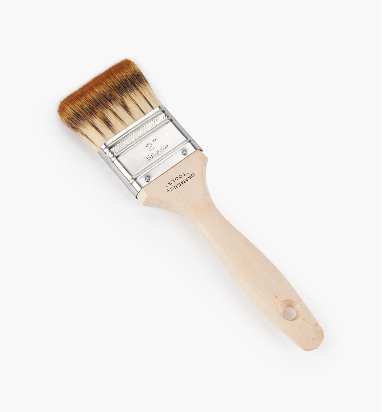 "33T0915 - 2"" Gramercy Synthetic Badger-Hair Finish Brush"