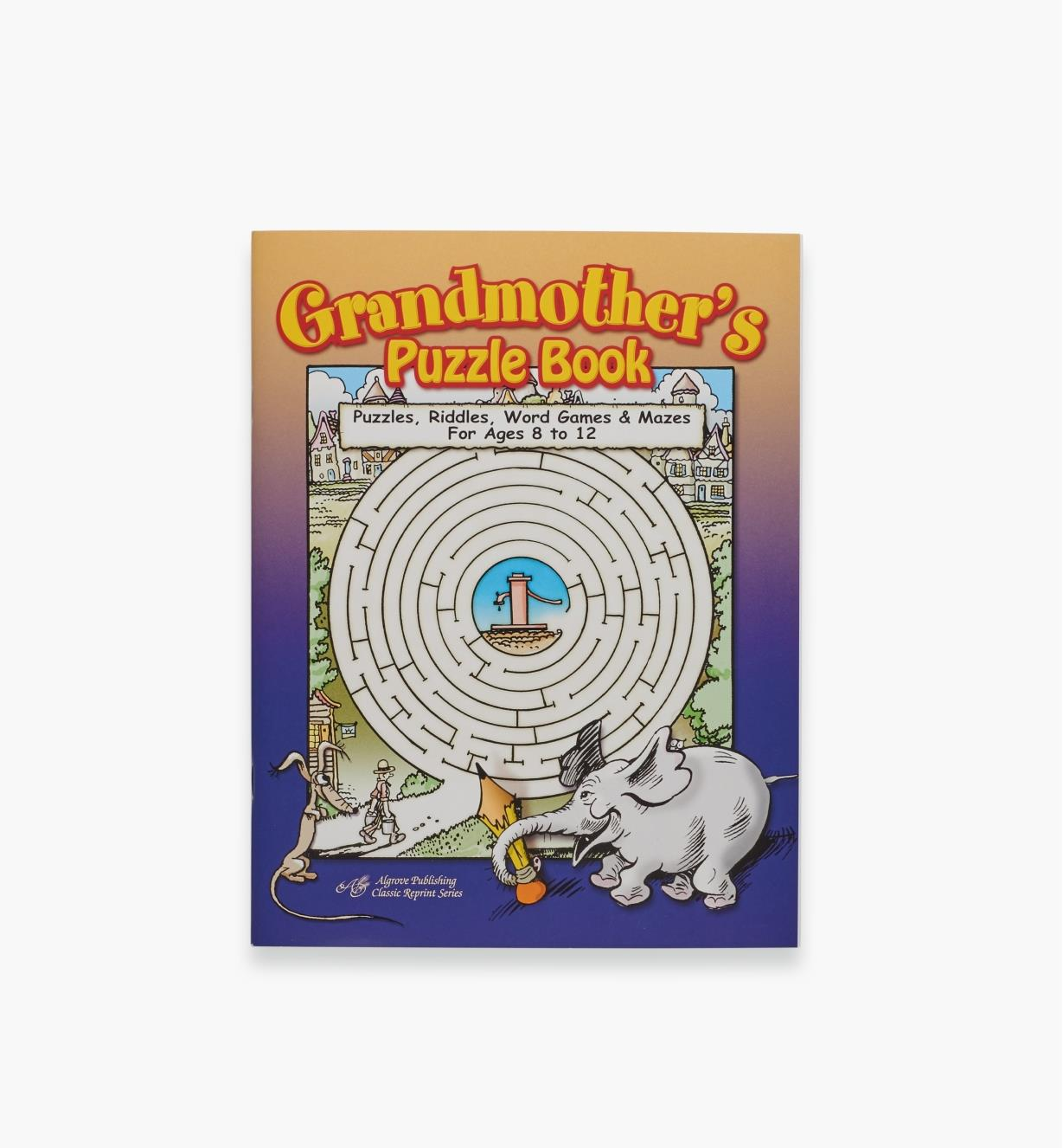 49L8103 - Grandmother's Puzzle Book