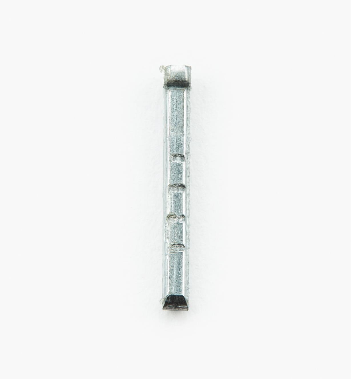 86N5381 - Clous de finition, 1/2po, calibre18, lotde5000